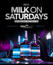 Milk saturdays norie tickets