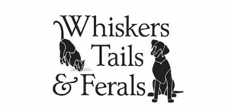 Whiskers, Tails and Ferals Car Show Fundraiser tickets