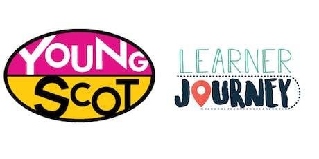 Young Scot Design Jam weekend tickets