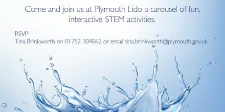 Big Splash STEM Event - Plymouth Lido tickets
