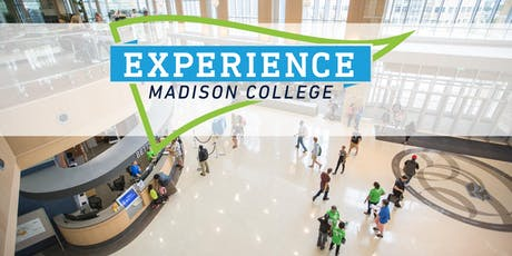 Experience Madison College - Arts & Sciences Transfer Program - Fall 2019 tickets