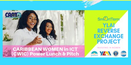 Caribbean Women in ICT Power Lunch and Pitch tickets