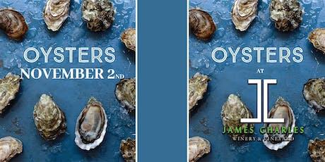 Oyster Bar tickets