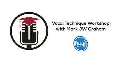 Vocal Technique Workshop