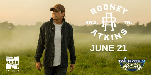 Rodney Atkins at Crusens on Farmington Road