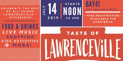 Taste of Lawrenceville