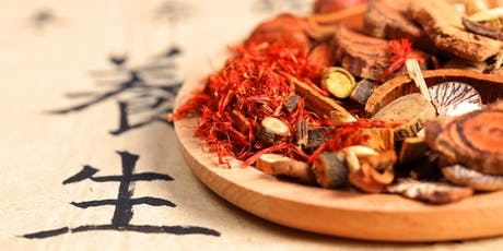 Chinese Medicine for Beginners tickets