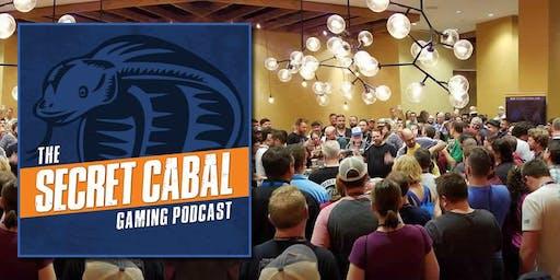 The Secret Cabal Gen Con Meetup 2019