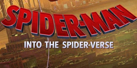 Movie in the Park - Spiderman: Into the Spider-Verse tickets