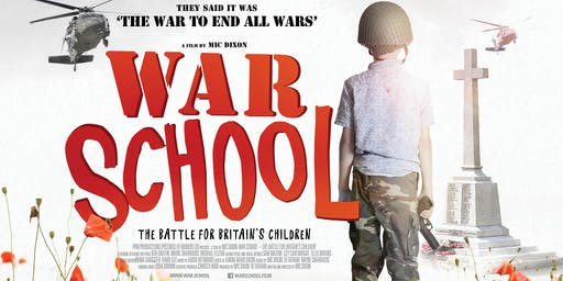 War School Screening and Media Outreach Event