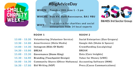 Big Advice Day Bath