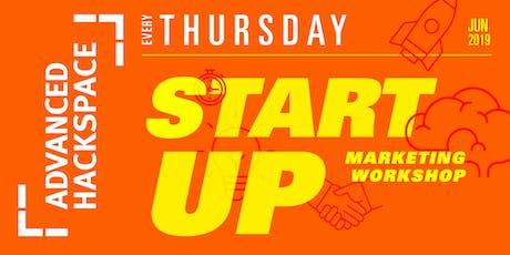 Startup Marketing Workshop tickets