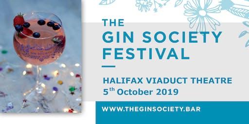 Halifax Gin Festival - The Gin Society 2019