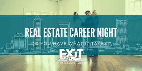 Real Estate Career Night - St Johns tickets