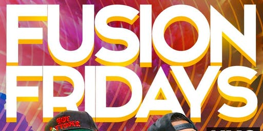 Fusion Fridays NYC at Maracas Nightclub BOOM!