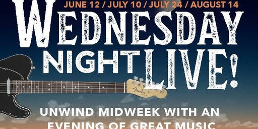 Wednesday Night Live!  Final Say