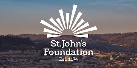 St John's Foundation - Networking Breakfast tickets
