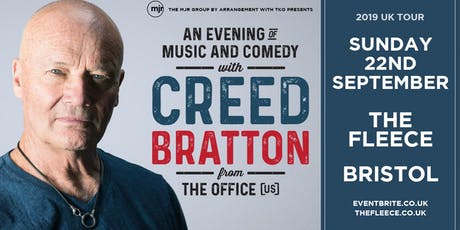 Creed Bratton From The Office (US): An Evening Of Music And Comedy tickets