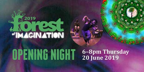 Forest of Imagination 2019 - OPENING NIGHT (by invitation only) tickets