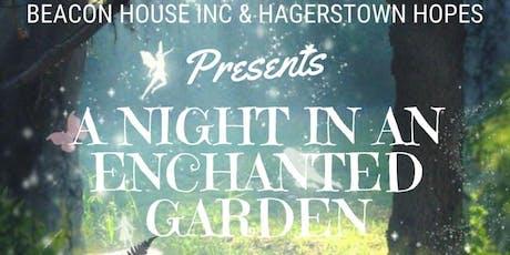 A Night in An Enchanted Garden tickets