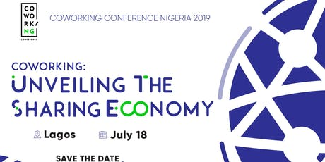 Coworking Conference Nigeria 2019 tickets