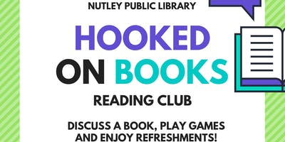 Hooked-On-Books Reading Club (8/8 at 3:00 PM)