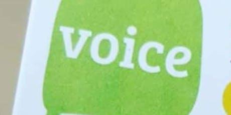 Actors Voice Class tickets