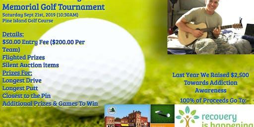 2nd Annual Kory Baker Memorial Golf Tournament