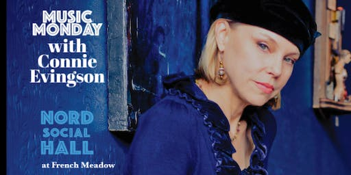 Music Monday with Connie Evingson