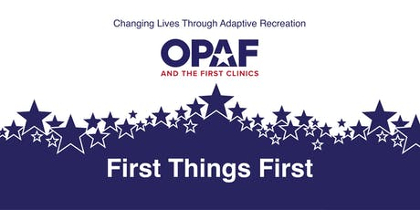 First Things First - Professional Registration with Prosthetic Center for Excellence Las Vegas tickets
