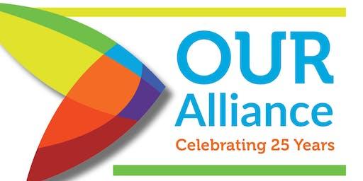 OUR Alliance: Celebrating 25 Years of Coalition Organizing