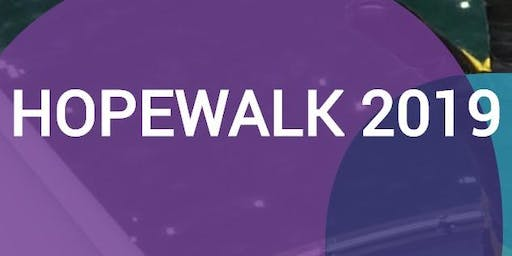PAPYRUS Prevention of Young Suicide - HOPEWALK 2019