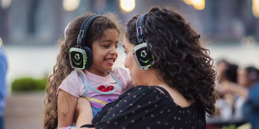Summer Sunset Family Silent Disco with Face Painting! (First 100 RSVP's FREE)