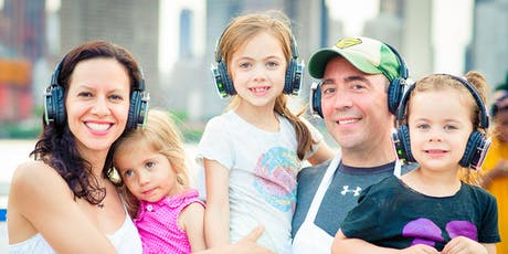 Summer Sunset Family Silent Disco with Face Painting! tickets
