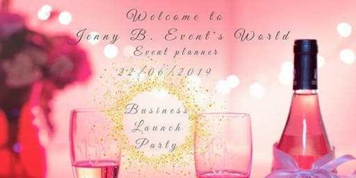 WELCOME TO JENNY B EVENT'S WORLD