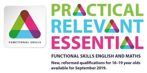 OCR Functional Skills Roadshow - Exeter