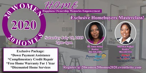 H.O.M.E presents: Exclusive Homebuyer Masterclass