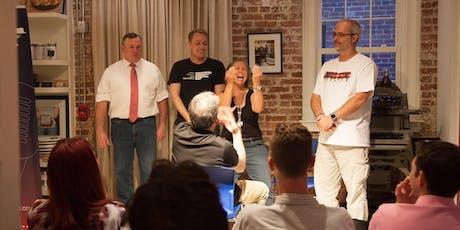 Veterans Improv Show @ Dog Tag Bakery tickets