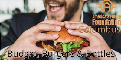 Budget, Burgers & Bottles