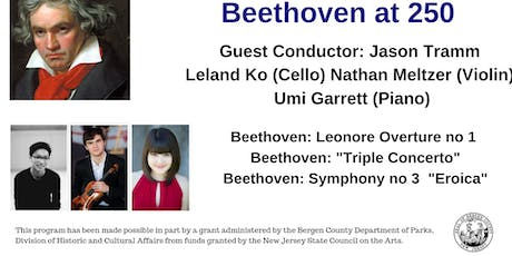 Beethoven @ 250 tickets