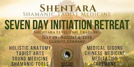 Shentara Seven Day Initiation Retreat Tickets