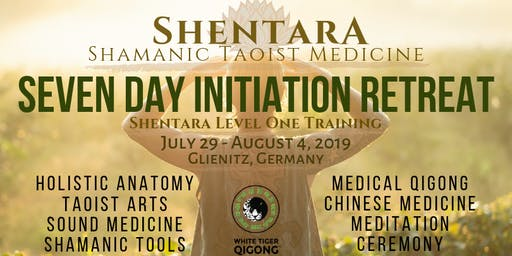 Shentara Seven Day Initiation Retreat