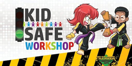 Free Kid Safe Martial Arts Workshop - Warwick Public Library