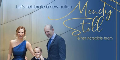 Mendy Stoll Nation Celebration