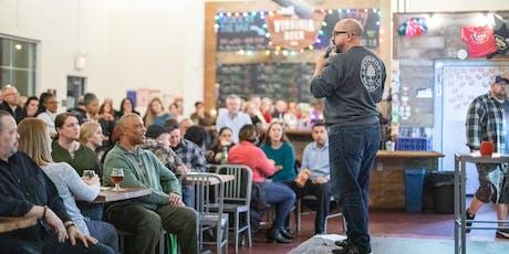 Veterans Open Mic @ Virginia Beer Company tickets