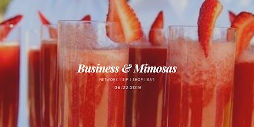 Business & Mimosas