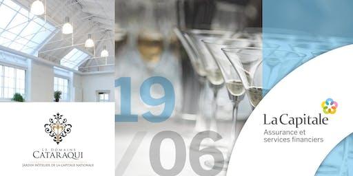 5À7 réseautage en services financiers de La Capitale QUÉBEC