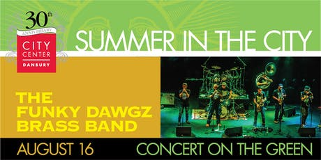 The Funky Dawgz Brass Band tickets