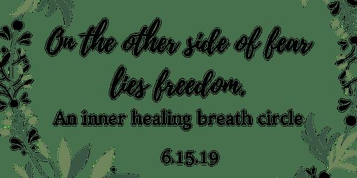 Inner Healing Breath Circle - Severna Park
