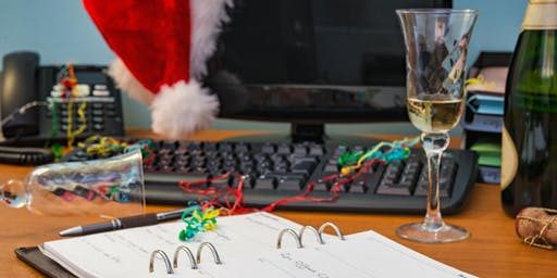 """Murder Mystery Night """"Office Christmas Party"""""""